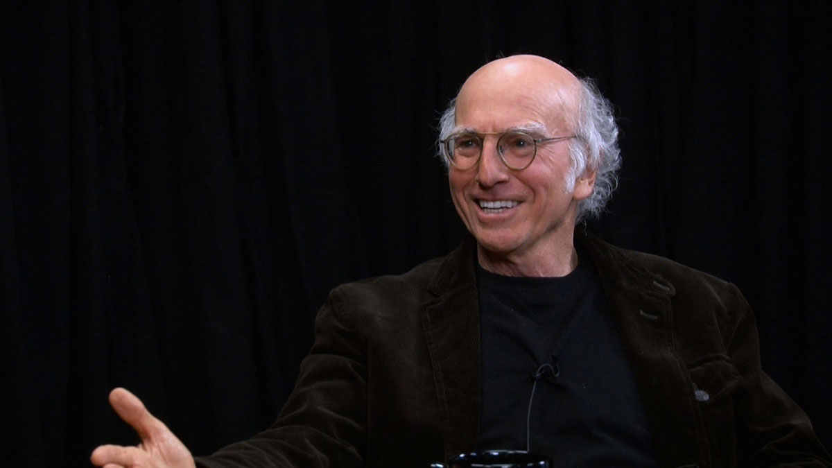 """Misery Loves Comedy"" / Larry David Photo Courtesy of Sundance Institute"