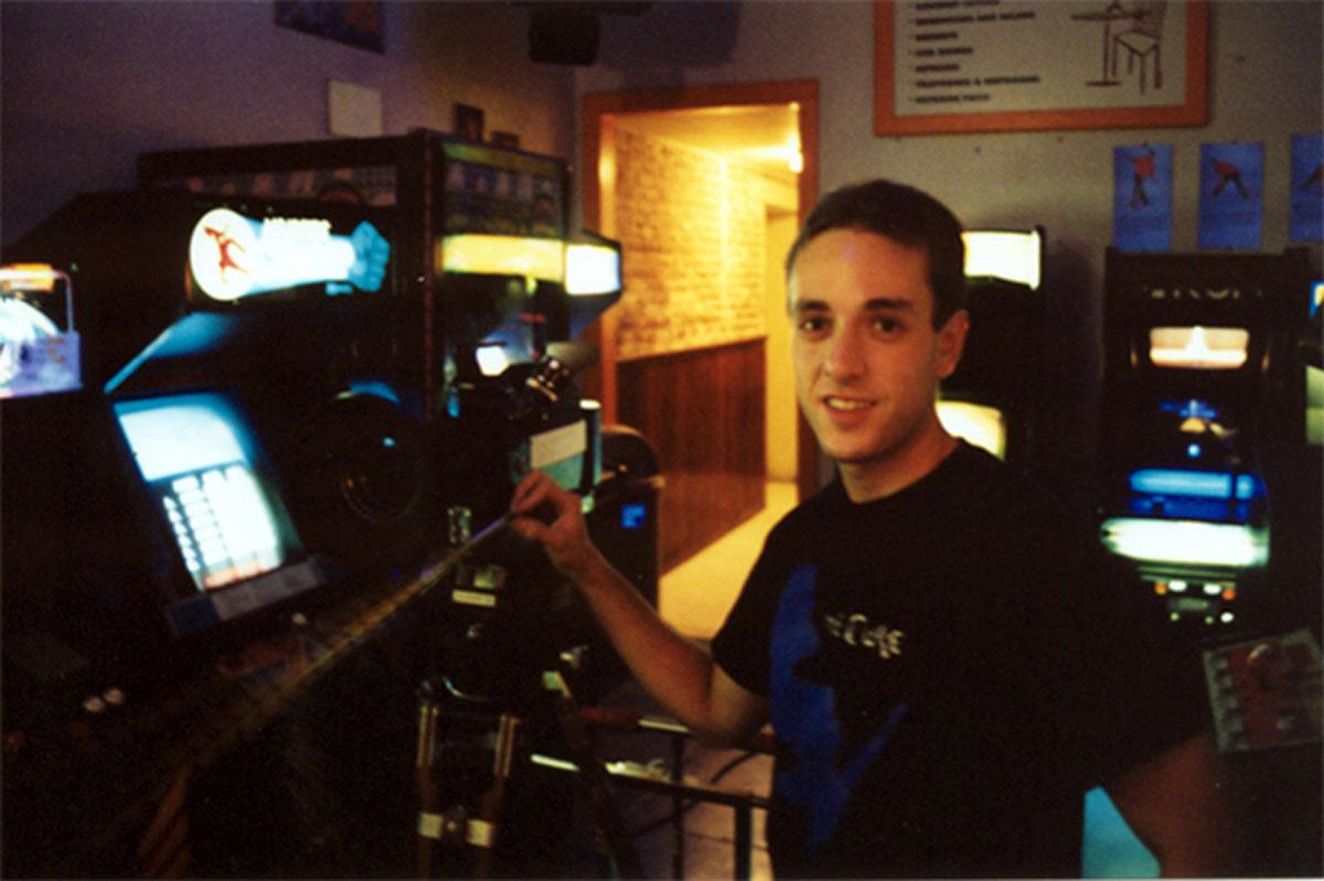 DIT Jordon Livingston, Chapman University, 2000-2004 / Courtesy of Chapman