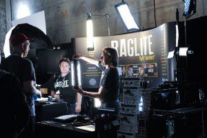 Sin Cohen, Senior VP of Engineering with RagLite's Cine Blade