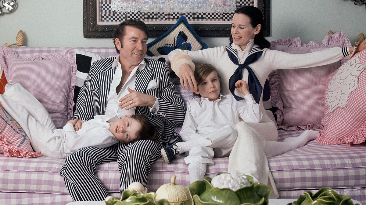 3_Web Exclusive_Documentary Premiers_Nothing Left Unsaid Gloria Vanderbilt and Anderson Cooper_Photo Courtesy of HBO