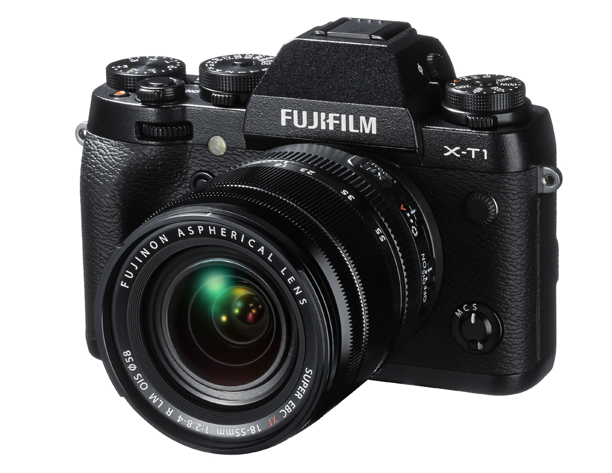Fuji XT1 / Courtesy of Fuji