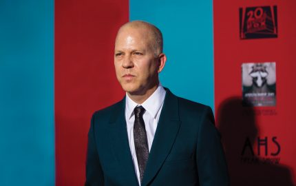 "Co-creator and executive producer Ryan Murphy poses at the premiere of ""American Horror Story: Freak Show"" in Hollywood, California October 5, 2014. The fourth season premieres on FX on October 8. REUTERS/Mario Anzuoni  (UNITED STATES - Tags: ENTERTAINMENT) - RTR491SA"