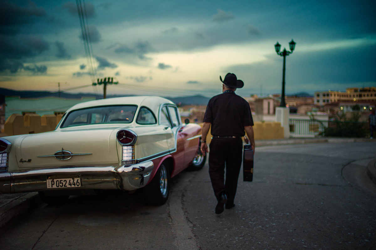 Untitled Buena Vista Social Club Documentary – Cinematographer Enrique Chediak travelled to Cuba with director (and former NYU classmate) Lucy Walker to interview the musicians from the landmark 1997 album.