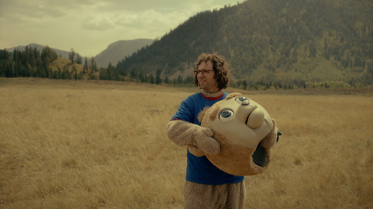 Brigsby Bear – Christian Sprenger used everything from webcams to vintage TV broadcast cameras to shoot this story about one man and his beloved TV series.