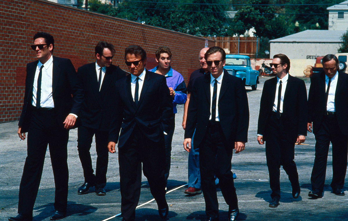 Reservoir Dogs – Andrzej Sekula shot the indie crime-drama that helped put Sundance on the map. The festival will screen a new 35mm print for its 25th anniversary.
