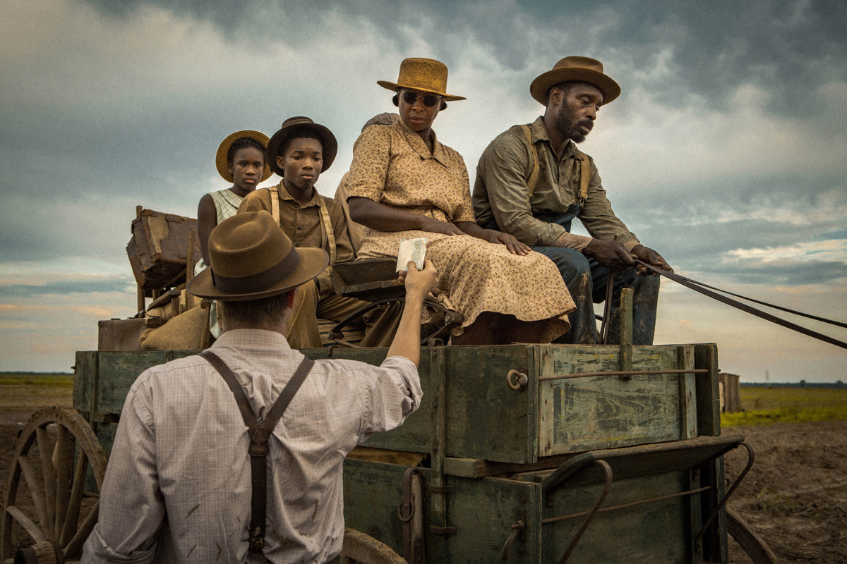 Mudbound, shot by Rachel Morrison, is an intense drama set in the post–World War II South / Photo by Steve Dietl