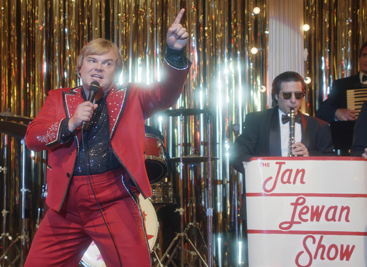 The Polka King – Andrei Bowden Schwartz shot this Jack Black feature about the world's only known Polka Ponzi scheme.