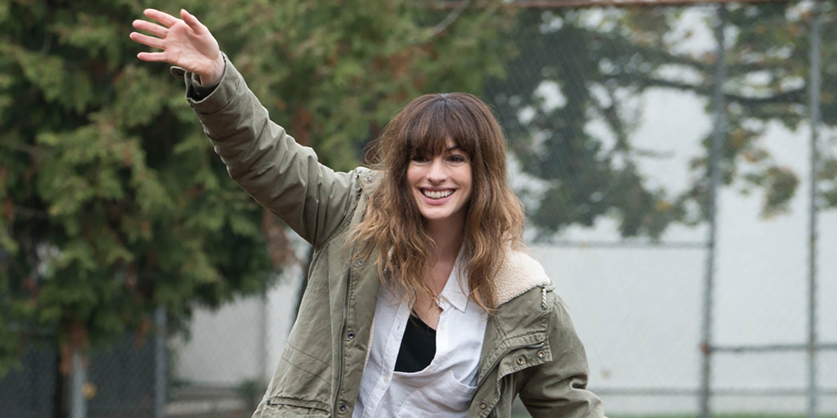 Colossal – Eric Kress lensed this unique story about a party girl (Anne Hathaway) and city-wrecking monster.