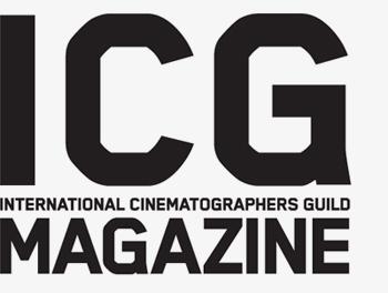 ICG Magazine logo