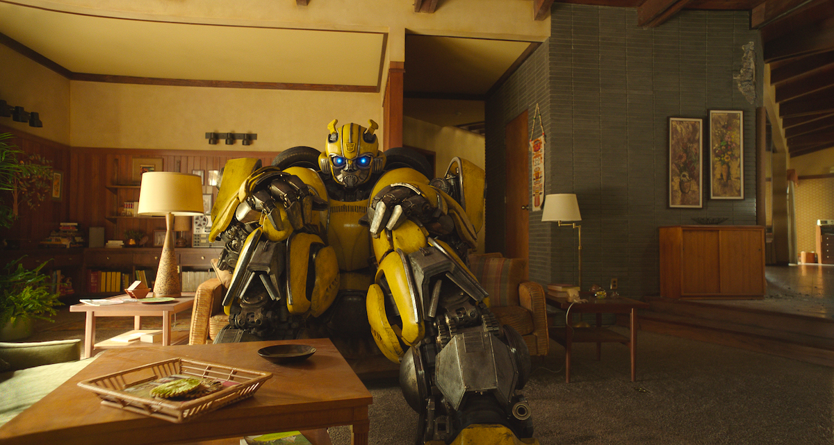 VFX Supervisor Jason Smith (ILM) took care to emulate Chediak's lighting scheme and palette.