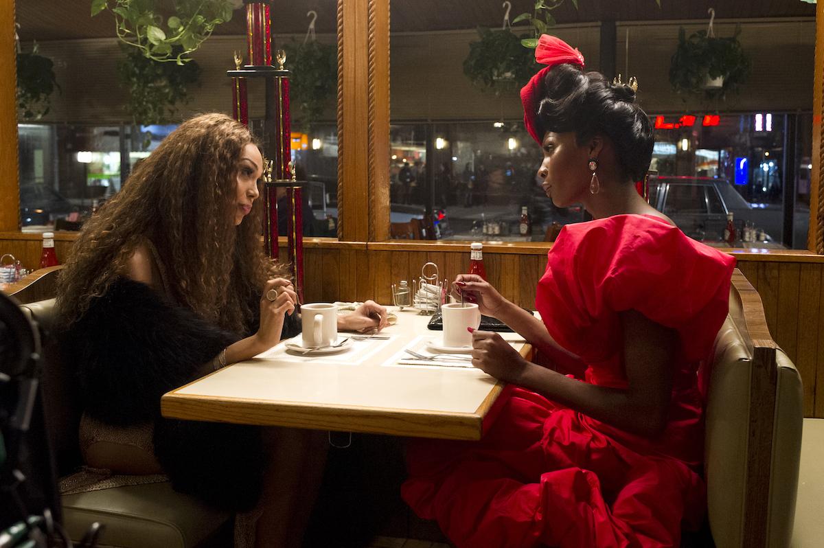 Season 1, Episode 4 / Pictured (l-r): Alexia Garcia as Aphrodite, Dominique Jackson as Elektra / Photo by Jeffrey Neira/FX