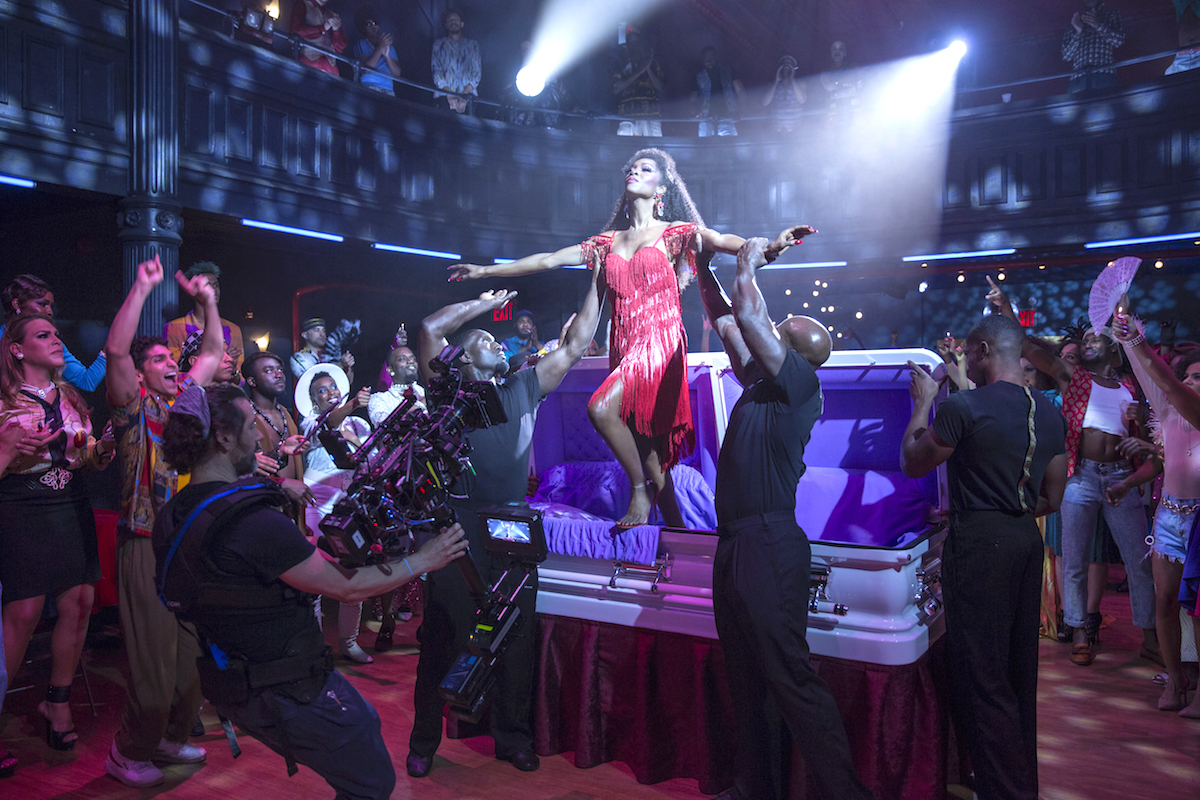 Season 2, Episode 4 of Pose/ Pictured: Angelica Ross as Candy / Photo by Eric Liebowitz/FX