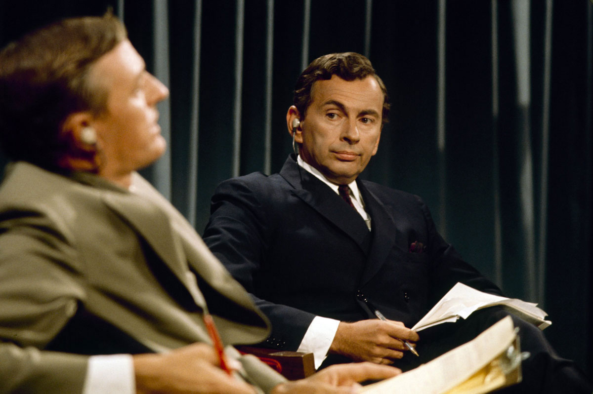 """""""Best of Enemies"""" / Photo by ABC Photo Archives ABC via Getty Images"""