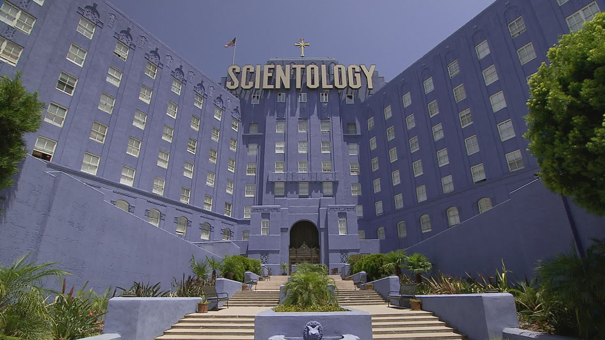 """""""Going Clear Scientology and the Prison of Belief"""" / Photo Courtesy of Sam Painter"""