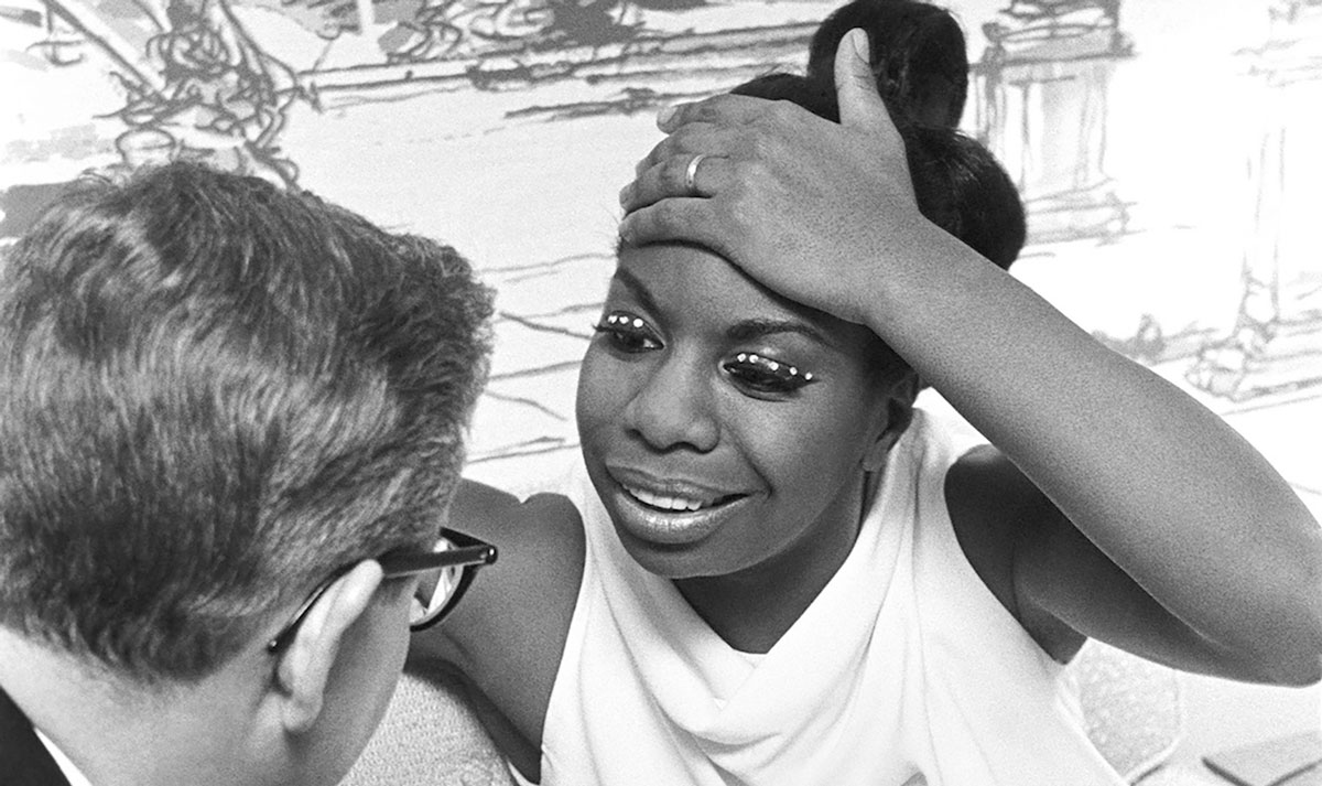 """""""What Happened Miss Simone"""" / Photo by Alfred Wertheimer"""
