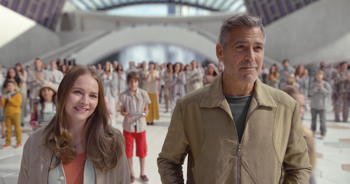 Tomorrowland (2015) Directed by Brad Bird