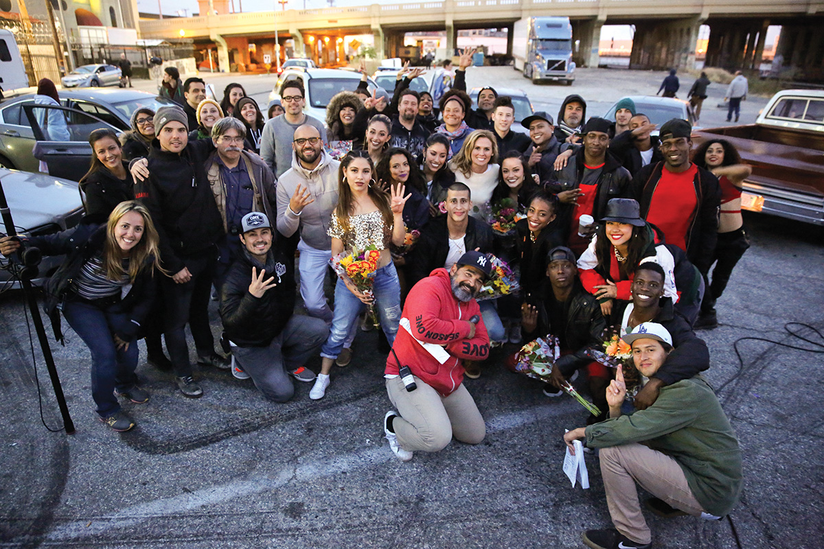 Season 4, East Los High Cast and Crew
