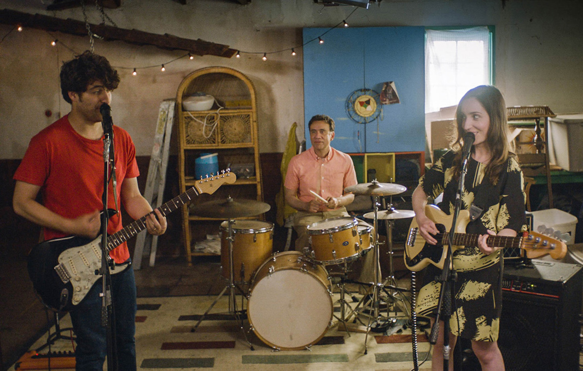 Band Aid – Hillary Spera employed an all-female camera team to shoot this comedy about a couple who start a band to save their failing marriage.