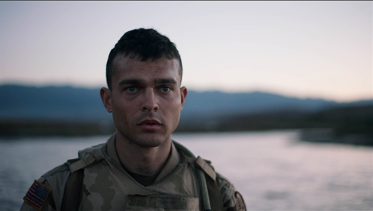 The Yellow Birds – Daniel Landin shot this adaptation of a novel by Kevin Powers about soldiers fighting in Iraq.