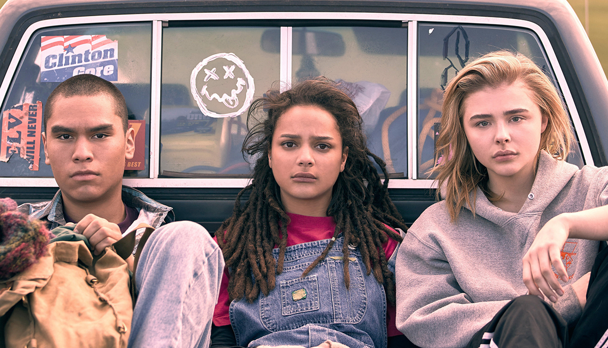 "Guild DP Ashley Connor wanted a ""naturalistic look to highlight the complicated nature of friendships at that age,"" in a film set in the 1990's."