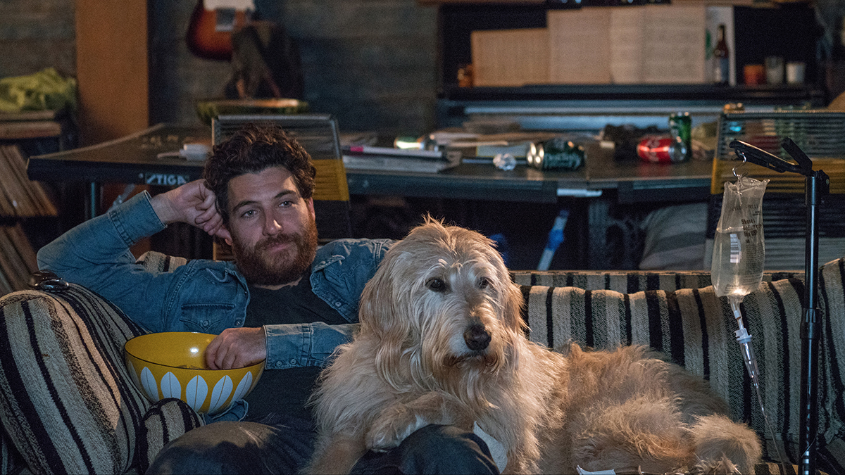 "Adam Pally as ""Dax"""
