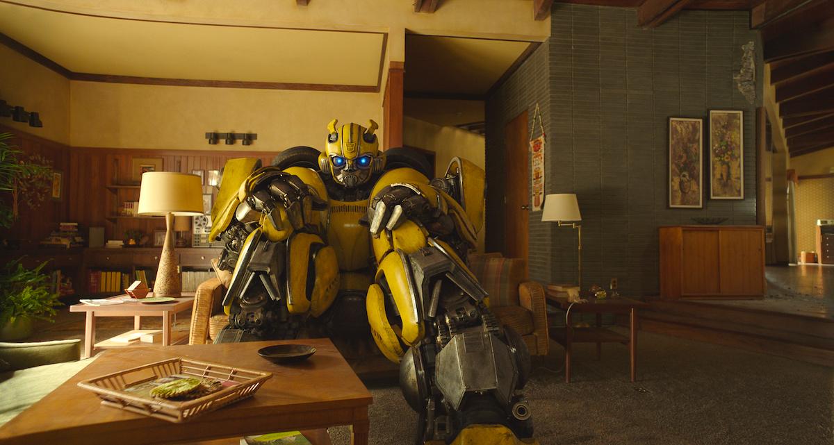 VFX Supervisor Jason Smith (ILM) took care to emulate Chediak's lighting scheme and palette.